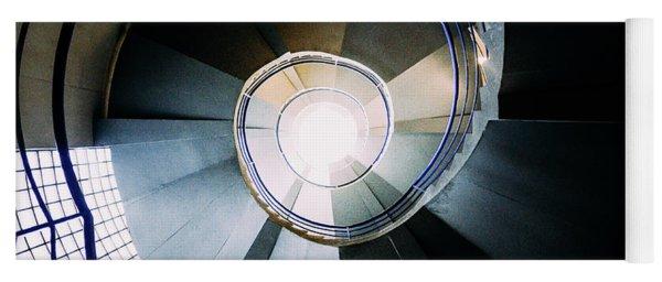 Convoluted Staircase  Yoga Mat