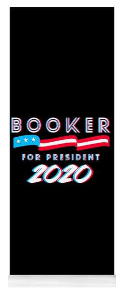Corey Booker For President 2020 Yoga Mat