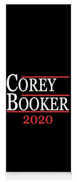 Corey Booker President 2020 Yoga Mat