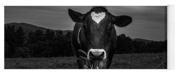 Cow Yoga Mat