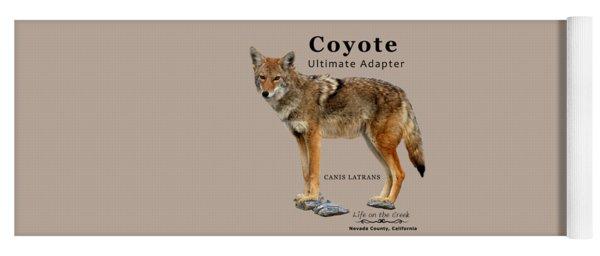 Coyote Ultimate Adaptor Yoga Mat