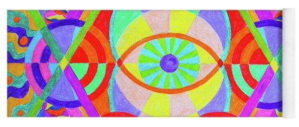 Creative Vision Yoga Mat