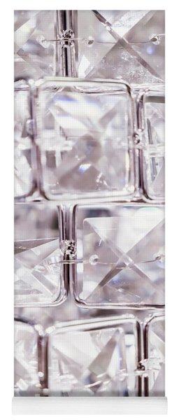 Crystal Bling IIi Yoga Mat