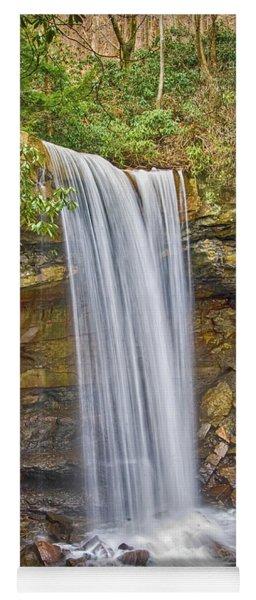 Cucumber Falls Yoga Mat