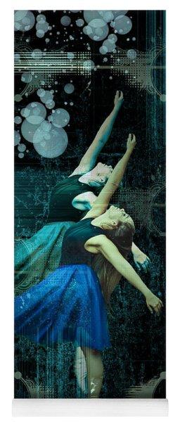 Cunha Ballet Dancer Transformation Yoga Mat