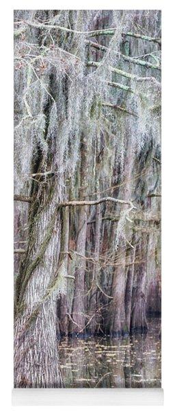 Cypress Dance - Jo Ann Tomaselli Yoga Mat