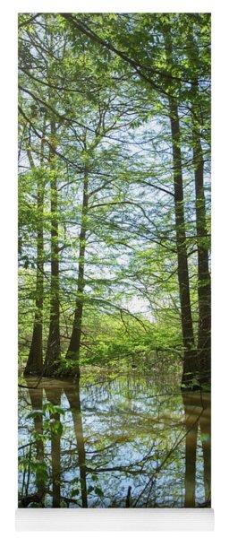 Cypress Forest Yoga Mat