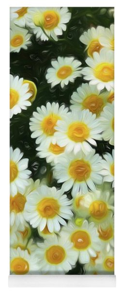 Daisy Crazy For You Yoga Mat