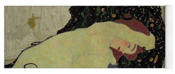 Danae, 1909 Yoga Mat
