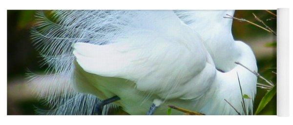 Dancing Egret Yoga Mat