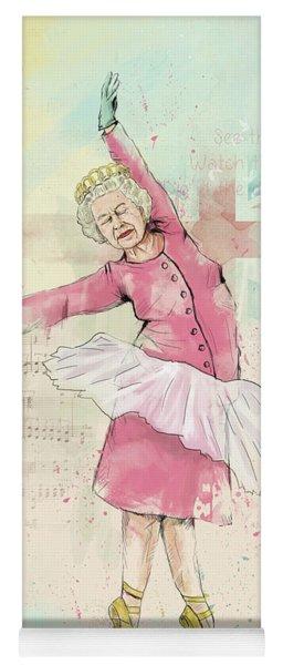 Dancing Queen Yoga Mat