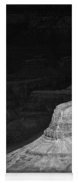 Dark Grand Canyon Yoga Mat