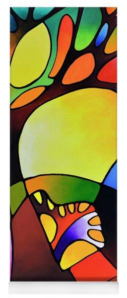 Daydream Canvas Three Yoga Mat