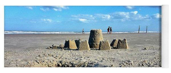 Daytona Beach Castle Yoga Mat