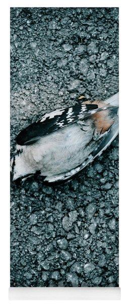 Dead Bird Yoga Mat