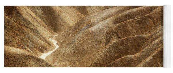 Death Valley National Park Viii Yoga Mat