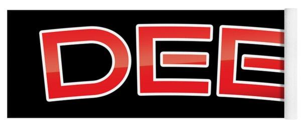 Dee Yoga Mat