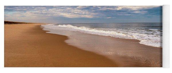 Delaware Beach Paradise Yoga Mat