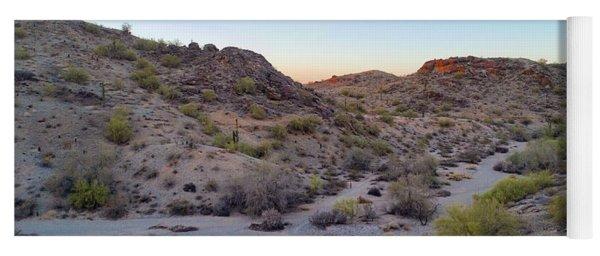 Desert Canyon Yoga Mat
