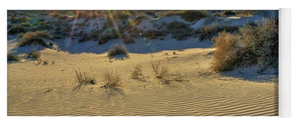 Desert Sunset Yoga Mat