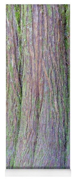 Details, Old Growth Western Redcedar Yoga Mat