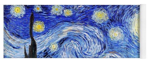 Digital Remastered Edition - The Starry Night Yoga Mat