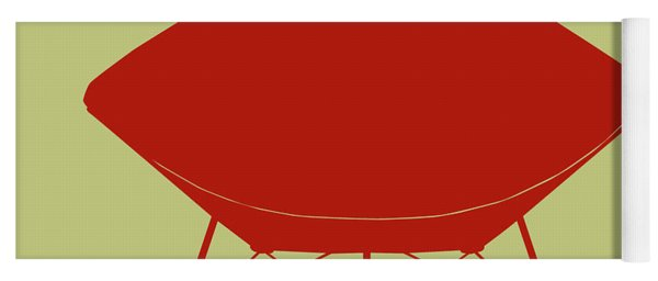 Dimond Lounge Chair Yoga Mat