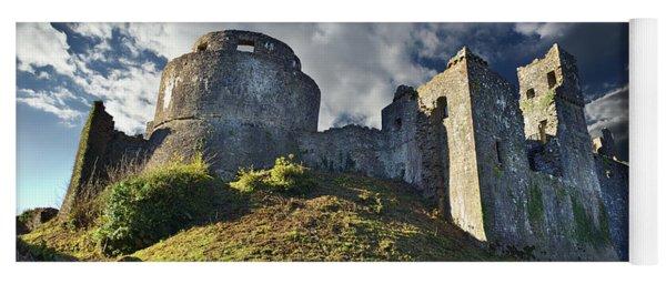 Dinefwr Castle 2 Yoga Mat