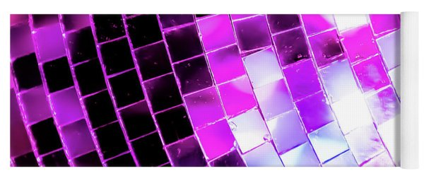 Disco Ball 1 Yoga Mat