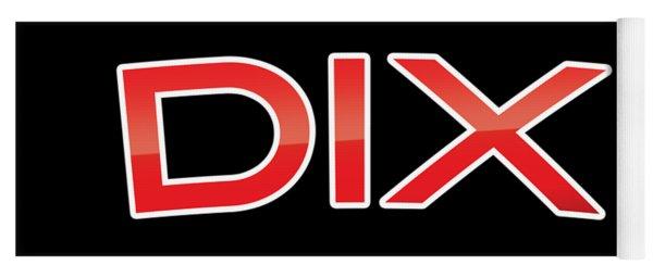 Dix Yoga Mat