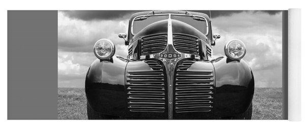 Dodge Truck 1947 Yoga Mat