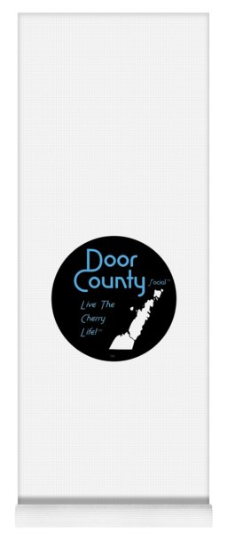 Door County Icon Yoga Mat