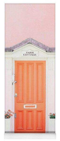 Door To Pastel Heaven Yoga Mat