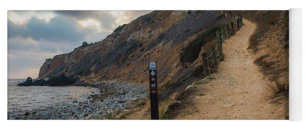 Dramatic Tovemore Trail Yoga Mat