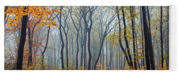 Dream Forest Yoga Mat