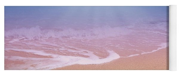 Dreamland Beach And Seashore In The Morning 2 Yoga Mat