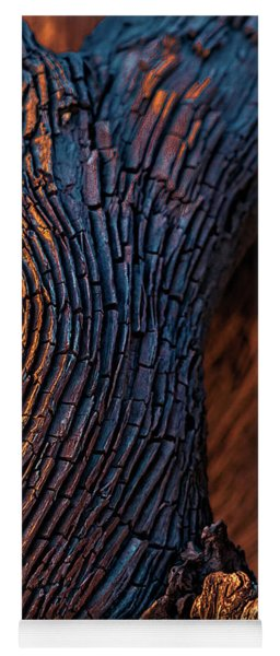 Driftwood At Sunset Yoga Mat