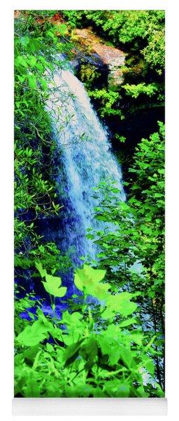 Dry Falls Yoga Mat