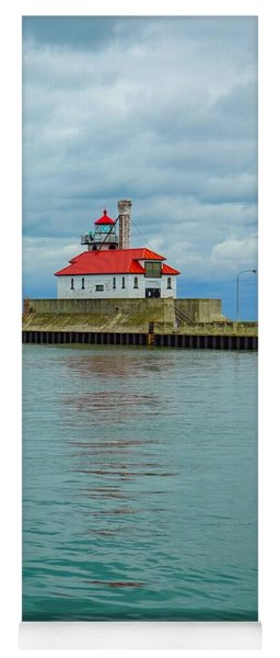 Duluth Lighthouse 2 Yoga Mat
