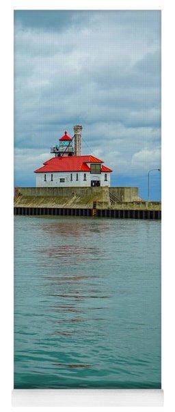 Duluth Lighthouse 2 Yoga Mat