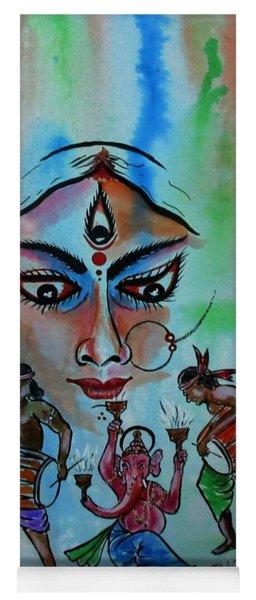 Ma Durga-3 Yoga Mat