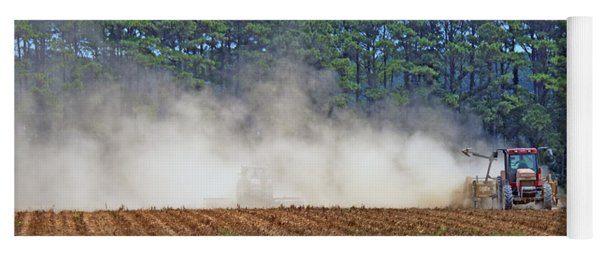 Dust Farming Yoga Mat