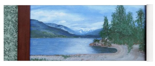 Dutch Harbour, Kootenay Lake Yoga Mat