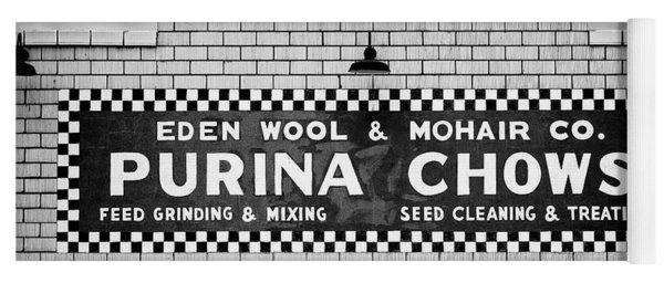 Eden Wool - Purina Chows #2 Yoga Mat