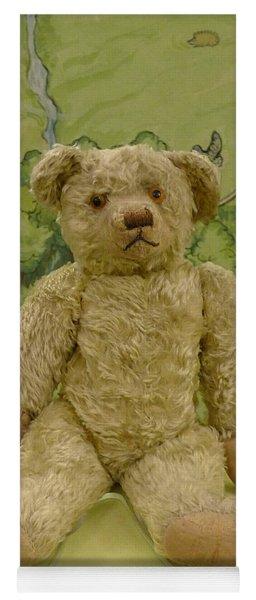 Edward Bear - The Original  Winnie The Pooh Yoga Mat
