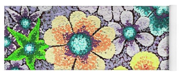 Efflorescent 11 Yoga Mat