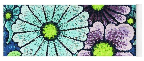 Efflorescent 2 Yoga Mat