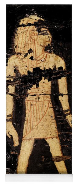 Egyptian Immortal Art Yoga Mat
