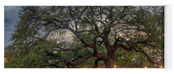Emancipation Oak At Dusk Yoga Mat