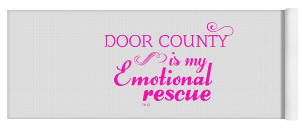 Emotional Rescue Yoga Mat